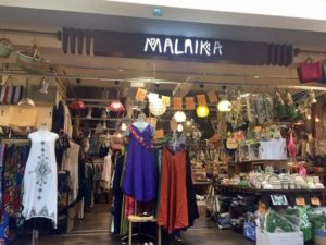 MALAIKAの入り口