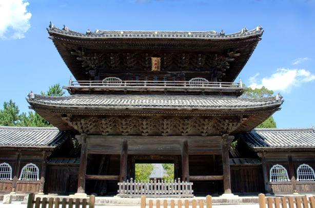 大樹寺の外観