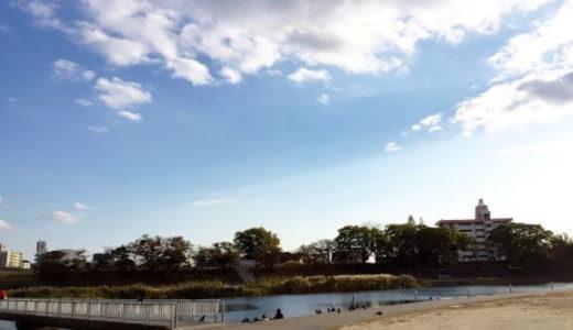 【東海オンエア 聖地】乙川沿い1