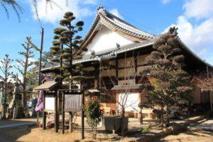 松應寺の外観