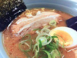 麺々わっしゅのみんみん(味噌豚骨)
