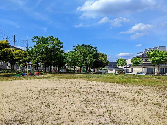 早川公園の遊具