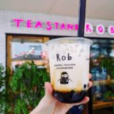 TeaStandRobの黒糖タピオカミルク