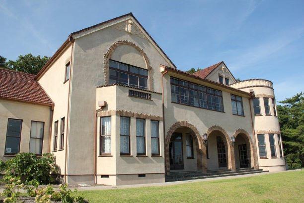 旧本多忠次邸の外観