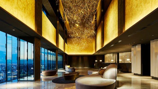 三井ガーデンホテル名古屋プレミアの内装